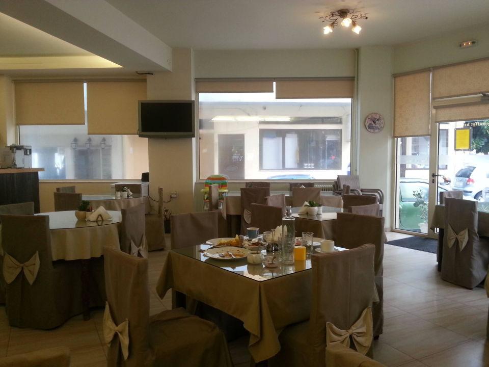 Frühstücksrestaurant Kronos Hotel