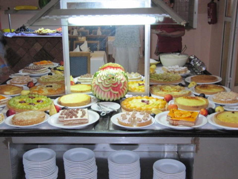 Kuchen Buffet Hotel Eden Star