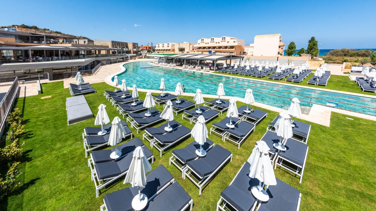 Pool Kiani Beach Resort Family All Inclusive