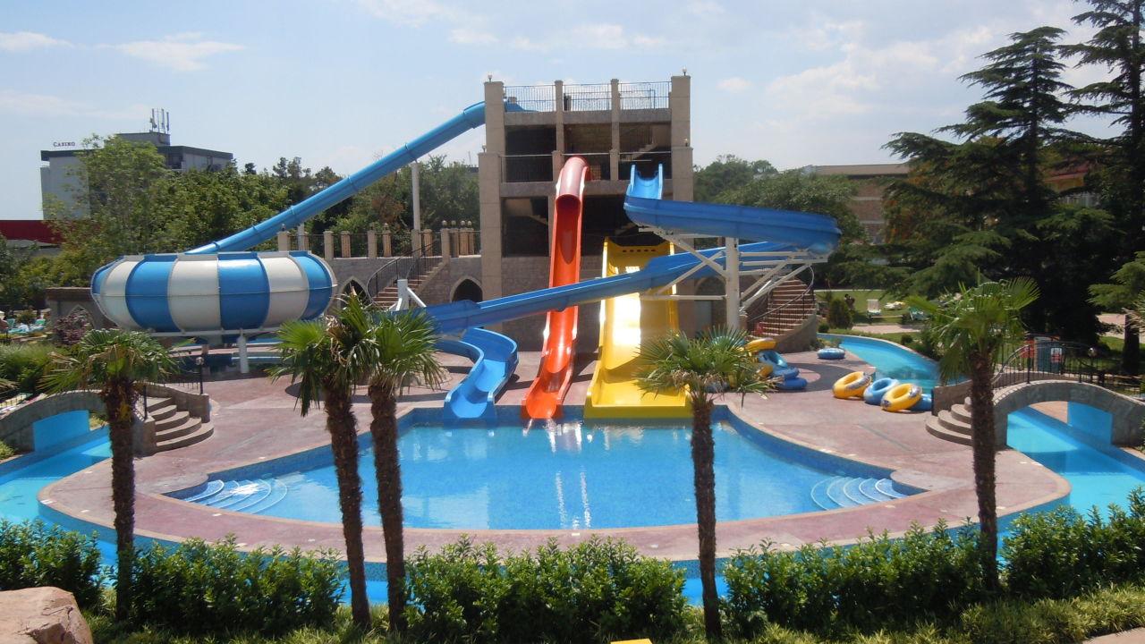 Bulgarien Sonnenstrand Hotel Evrika Beach