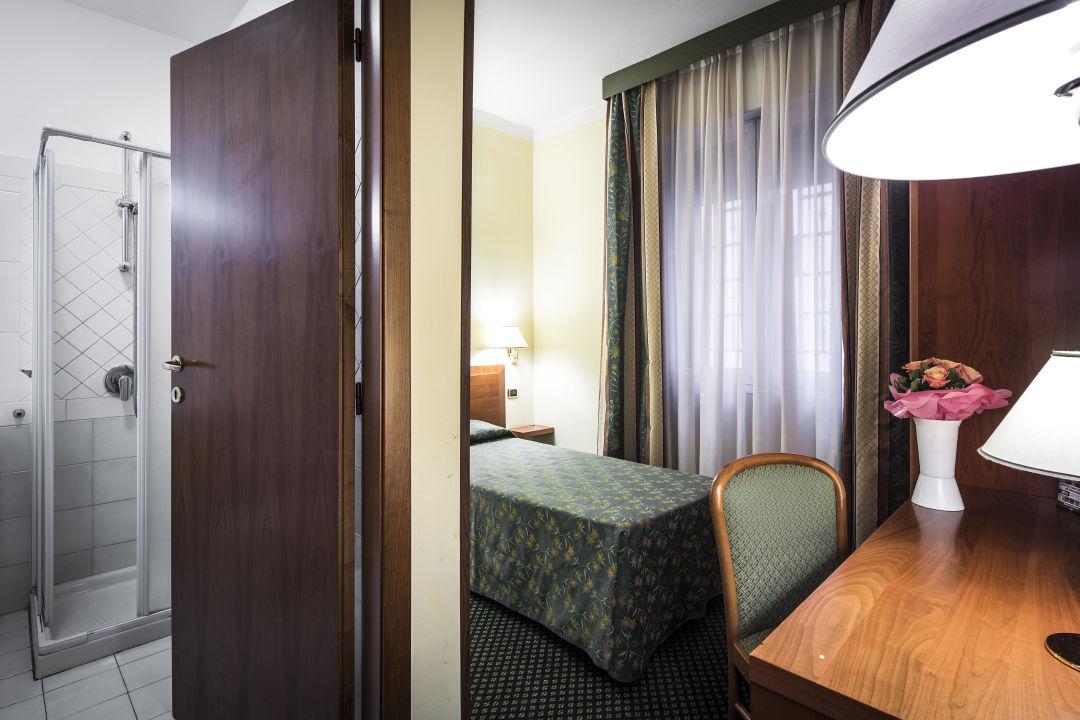 Camera singola Nuovo Hotel Del Porto