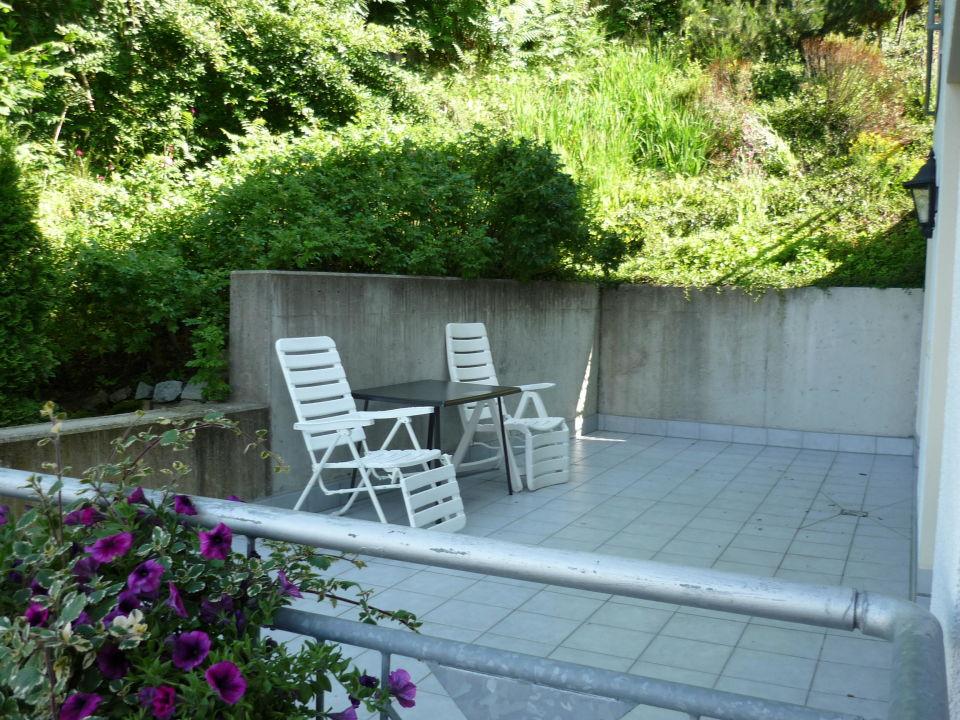 Die Terrasse Zur Klein Arbersee Wohnung Pension Klein Bodenmais