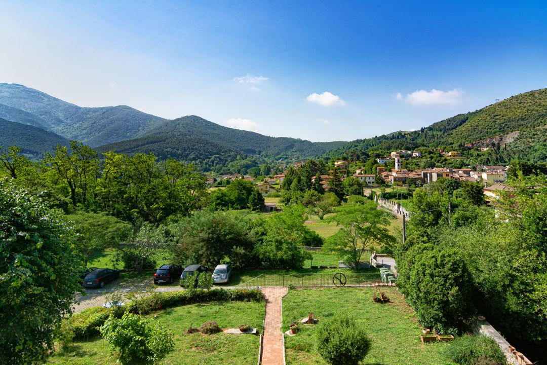 Ausblick Hotel Villa Rinascimento