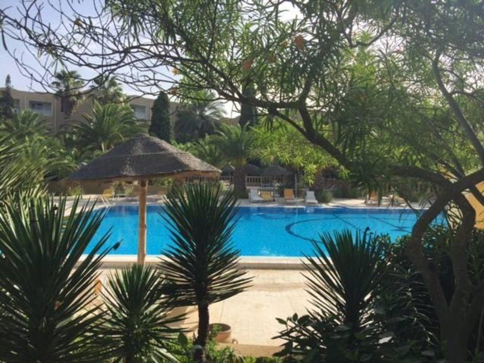 Pool Hotel Méditerranée Thalasso Golf