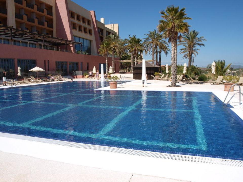 Pool Hotel Valle del Este Golf Spa