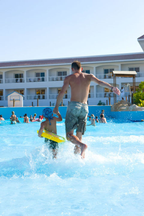 Wellenpool Sindbad Club Aquapark & Resort (Komplex)