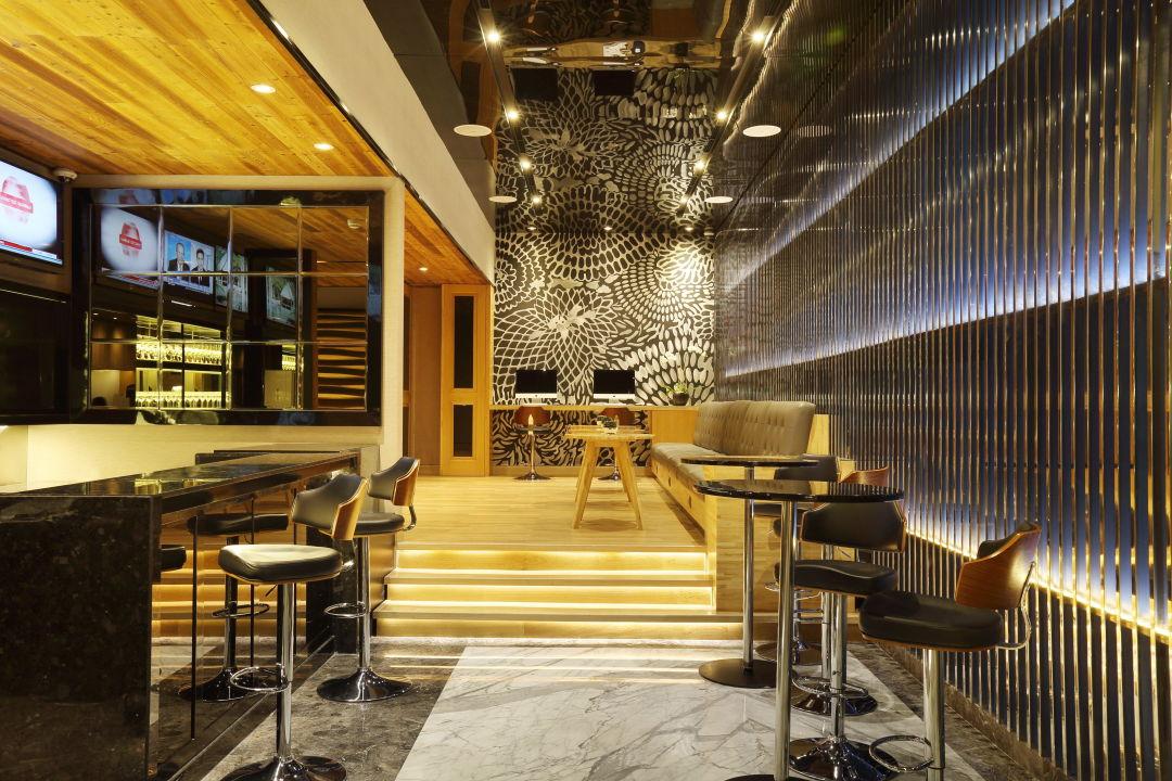 Lobby Area Holiday Inn Express Jakarta Thamrin