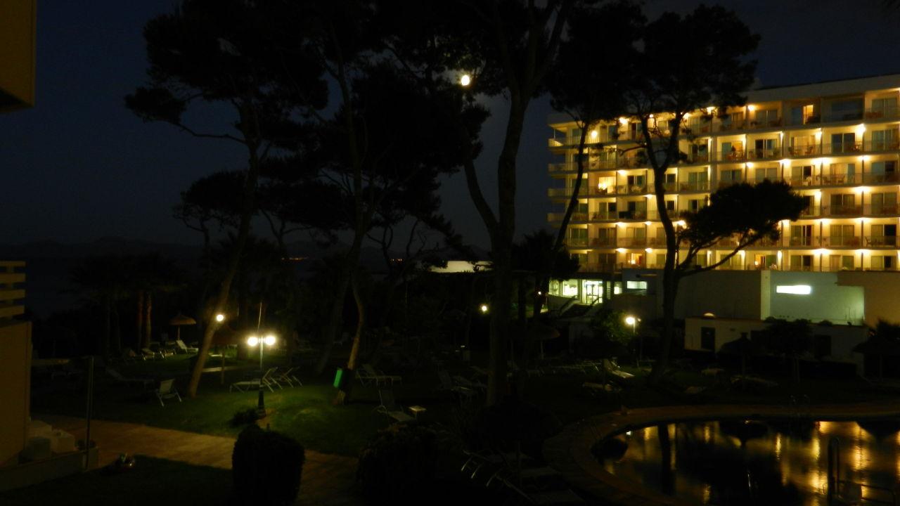 Abendlicher Blick Playa Esperanza Suites