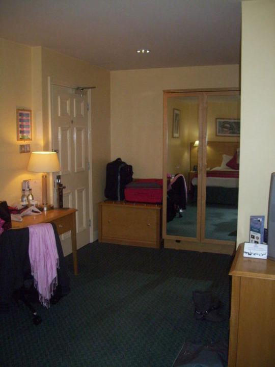 Zimmer Hilton London Euston