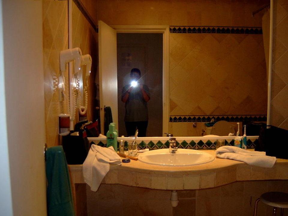 Badezimmer Hotel  El Ksar Resort & Thalasso