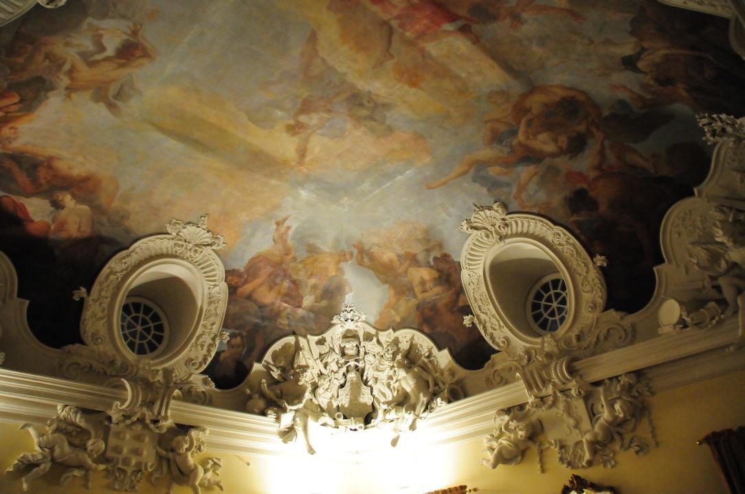 Salon zanetti deckendetail althoff grandhotel schloss for Zanette spa