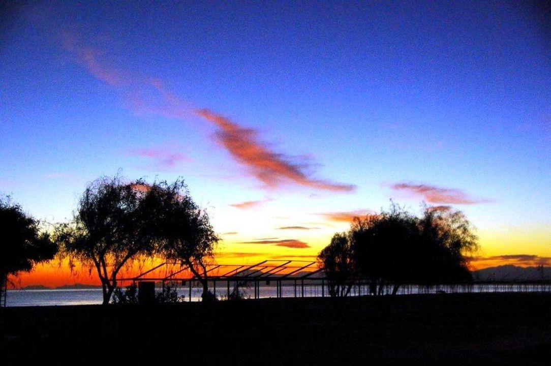Sonnenuntergang Aydinbey Kings Palace & Spa