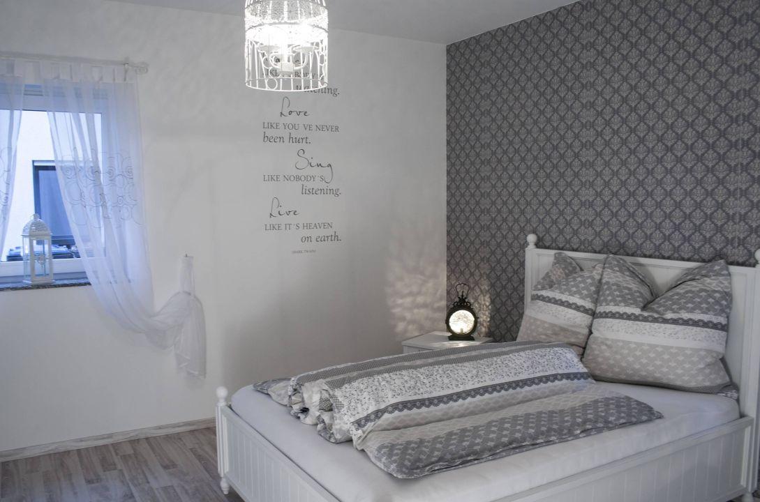 Schlafzimmer Ferienwohnung Viva La Vida Bendorf\