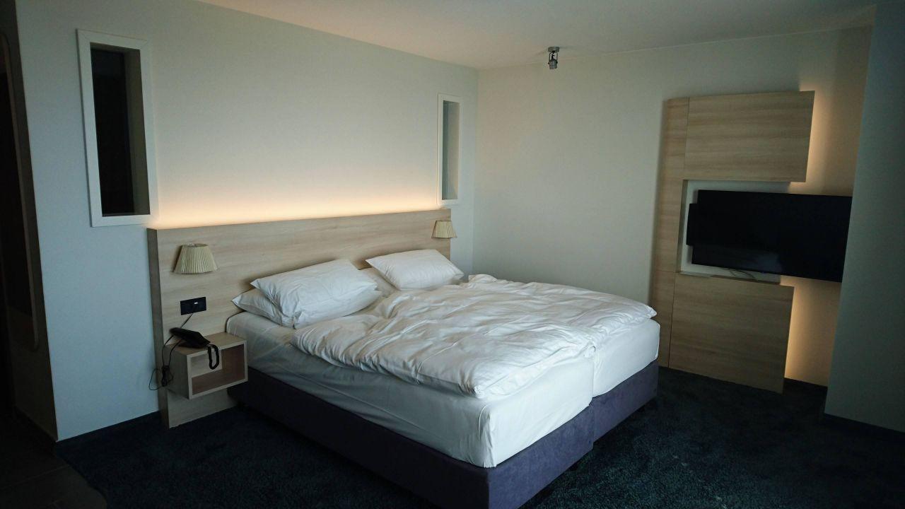 Indirekte Beleuchtung Zimmer 512 Hotel Schelf Busum