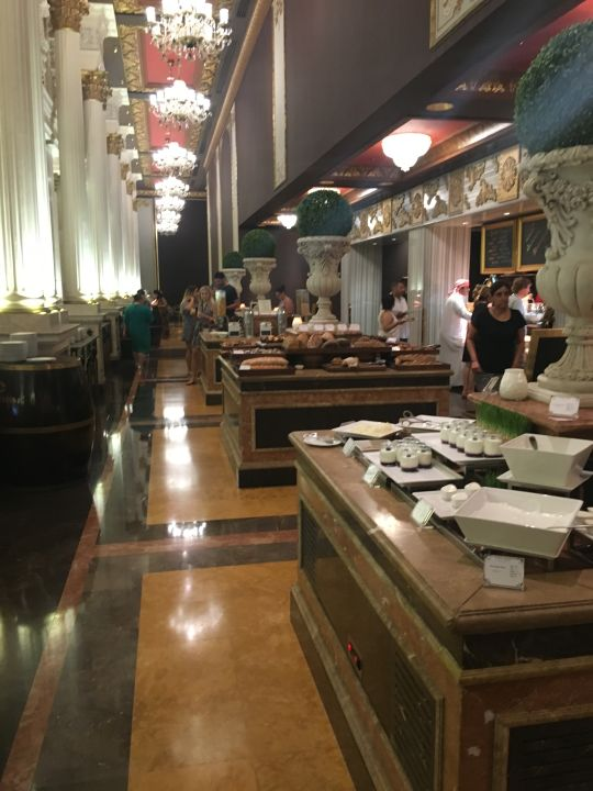 Gastro Hotel Jumeirah Zabeel Saray