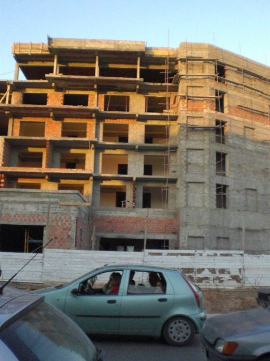 Baustelle Coralia08/7 Hotel Coralia Jawhara Palm Beach