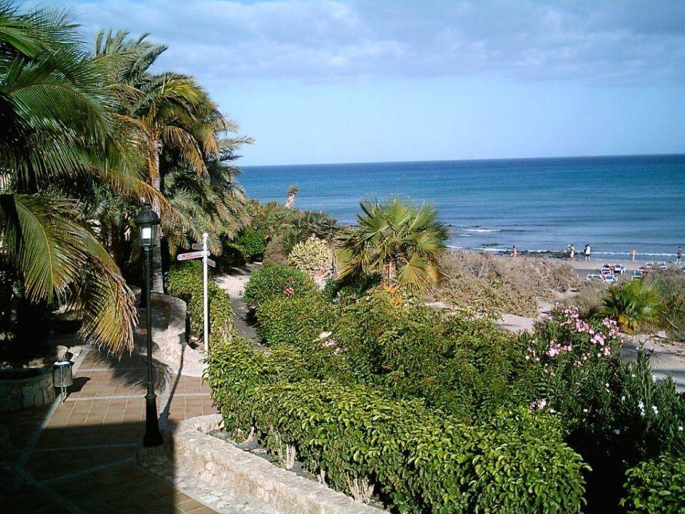 Vista desde la suite SBH Hotel Taro Beach