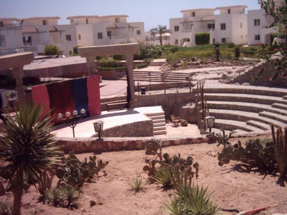 Das Amphitheater Sharming Inn Hotel
