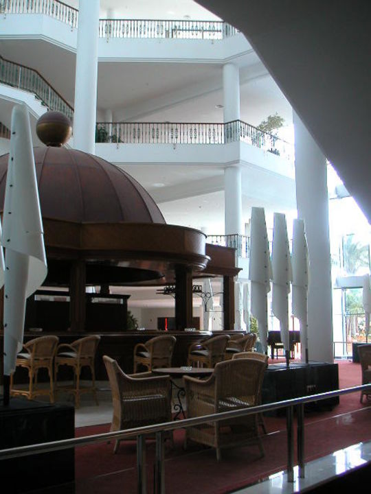 Costa Calma Palace Innenbereich 2 SBH Hotel Costa Calma Palace