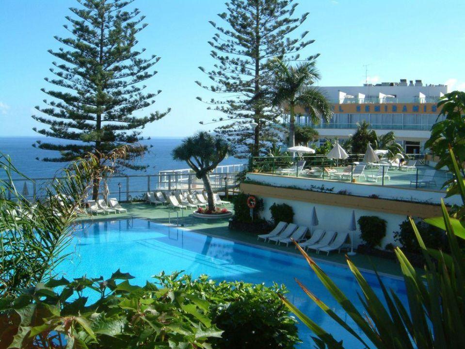 Schwimmingpool Hotel Best Semiramis