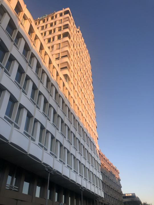 Außenansicht Motel One München-Campus