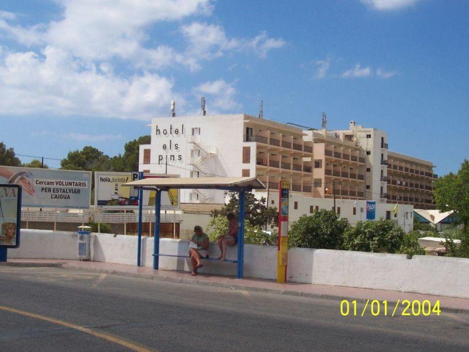 Hotel Els Pins Hotel Els Pins  (Vorgänger-Hotel – existiert nicht mehr)