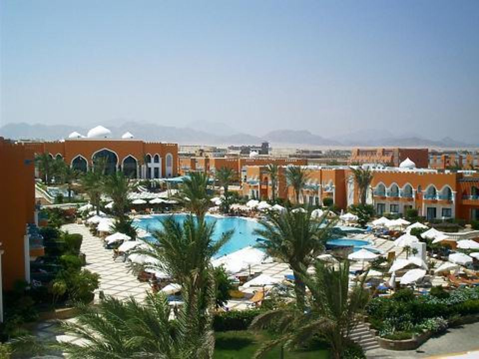 Grand Azure Resort - Sharm el Sheikh - Ägypten Tropicana Grand Azure Resort  (geschlossen)