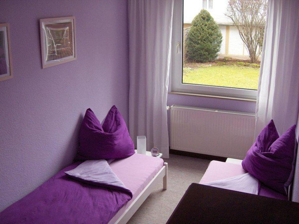 Schlafzimmer Fewo Lavendel\