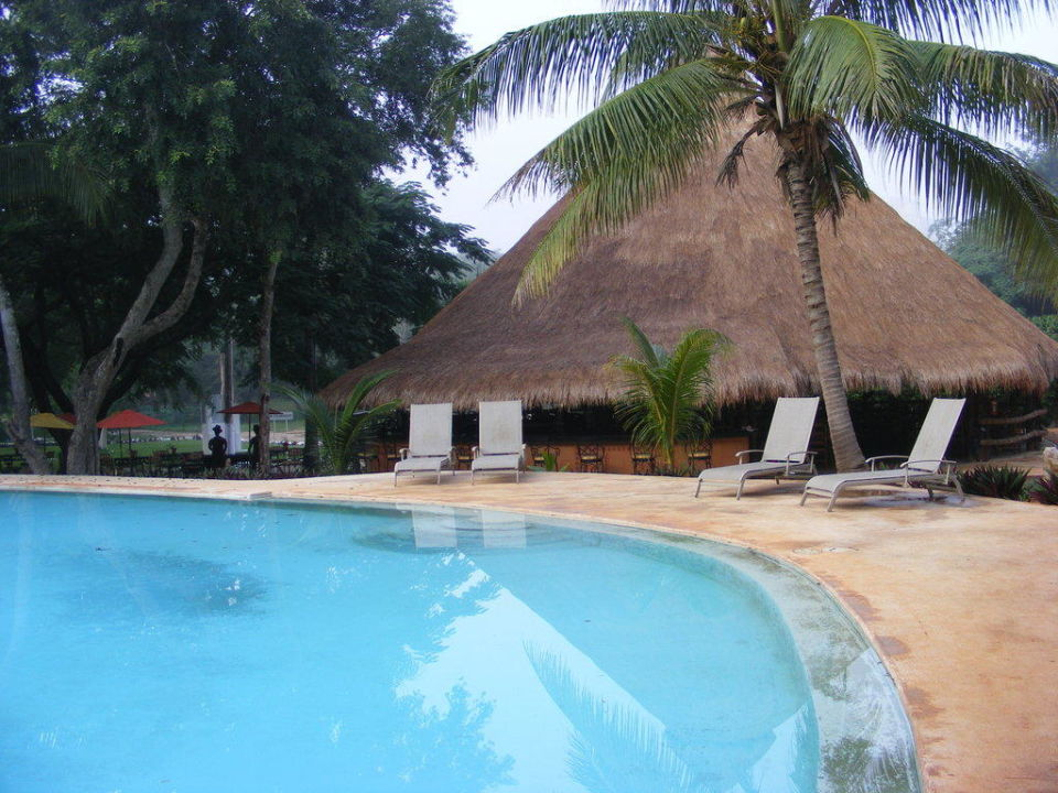 Pool Hotel The Lodge at Uxmal