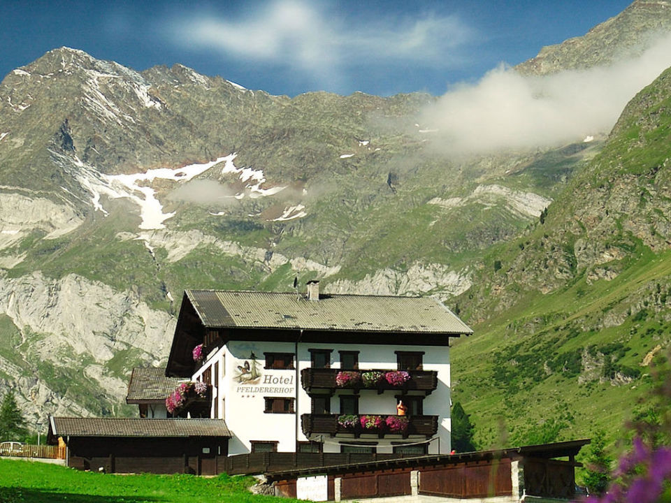 Wellness in Südtirol Hotel Pfeldererhof