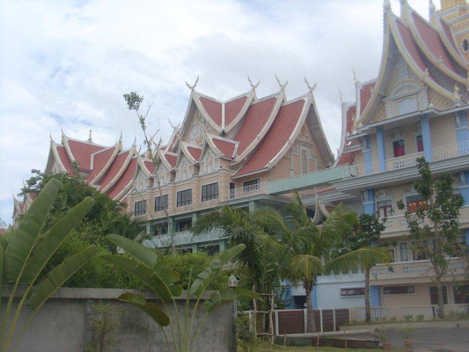 Das Hotel Aonang Ayodhaya Beach Resort & Spa