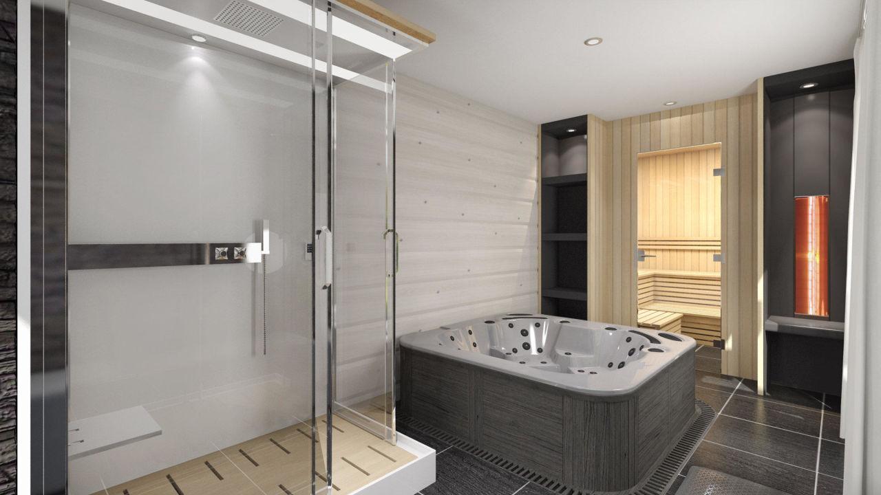 Luxe Villa Badkamer : Luxe villa in lazio aquapendente met mooi zwembad tritt