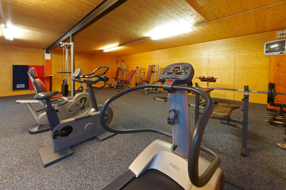 Fitnessraum Hotel Adler