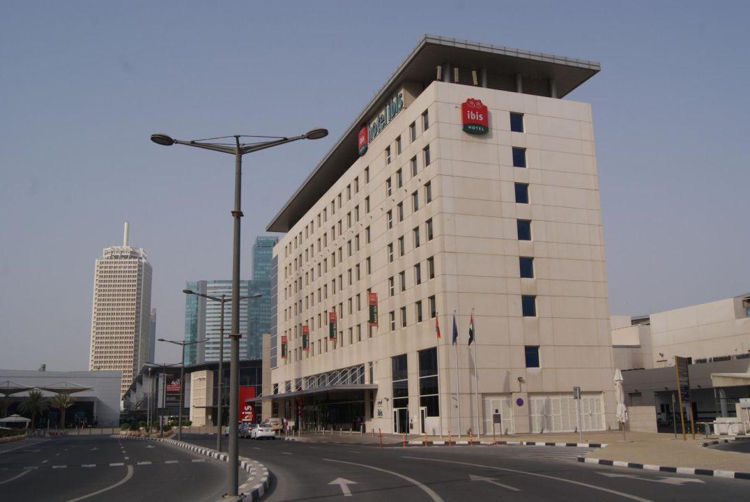 Ibis Hotel mit World Trade Tower Ibis World Trade Centre