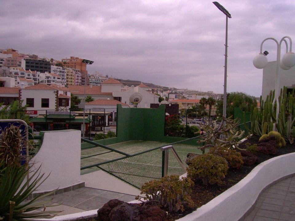 Tennisplatz Hotel Barcelo Santiago
