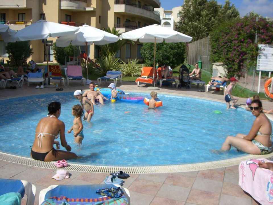 Kinderpool Allsun Hotel Orient Beach Sa Coma Holidaycheck