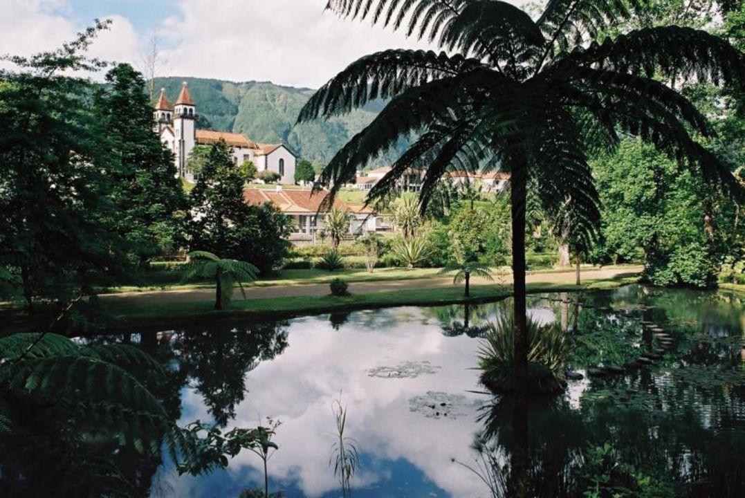Hotel Terra Nostra Furnas Terra Nostra Garden Hotel Furnas