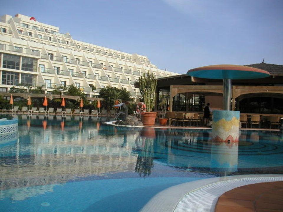 Costa Calma Palace Poolbereich SBH Hotel Costa Calma Palace