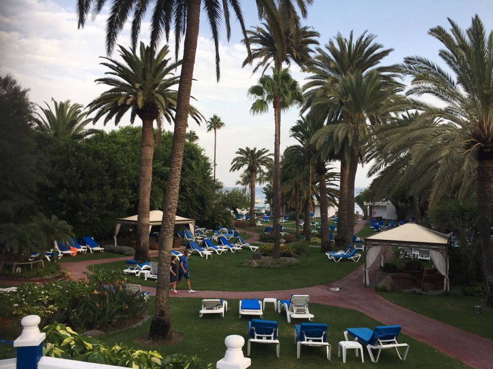 Gartenanlage Bull Costa Canaria & Spa - Adults only