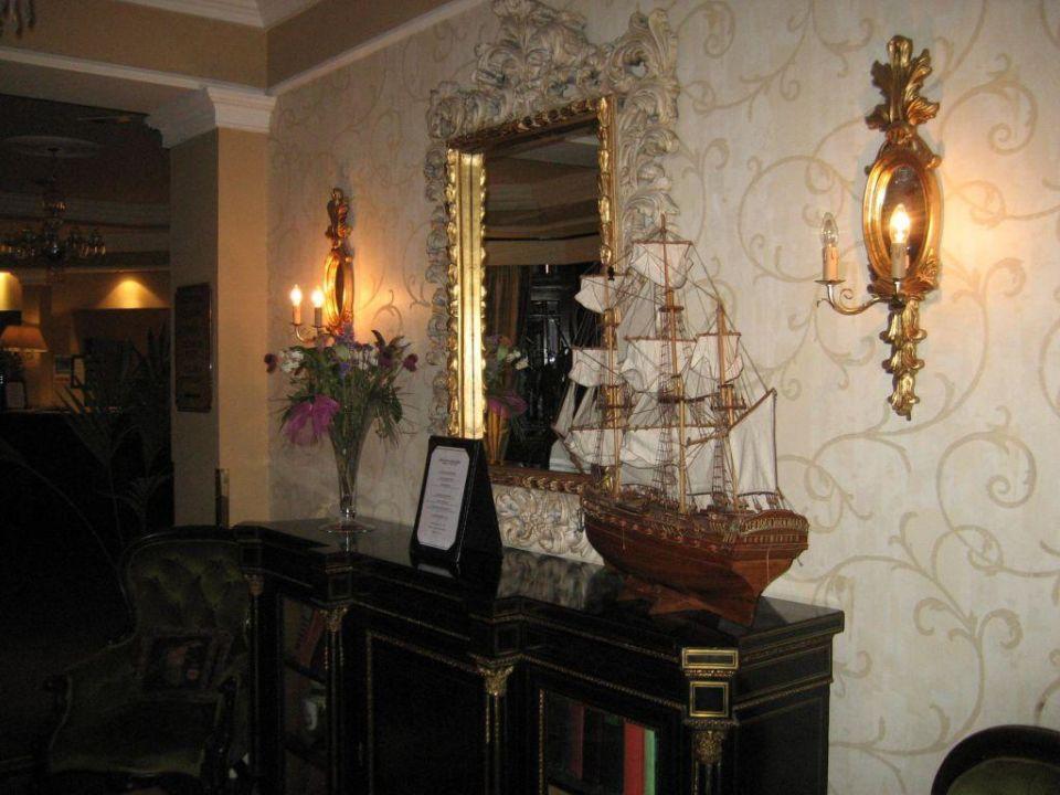 Lobby Tralee Central Hotel  (Vorgänger-Hotel – existiert nicht mehr)