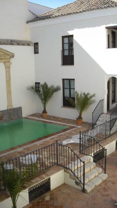 Der Pool Hotel Las Casas de la Juderia