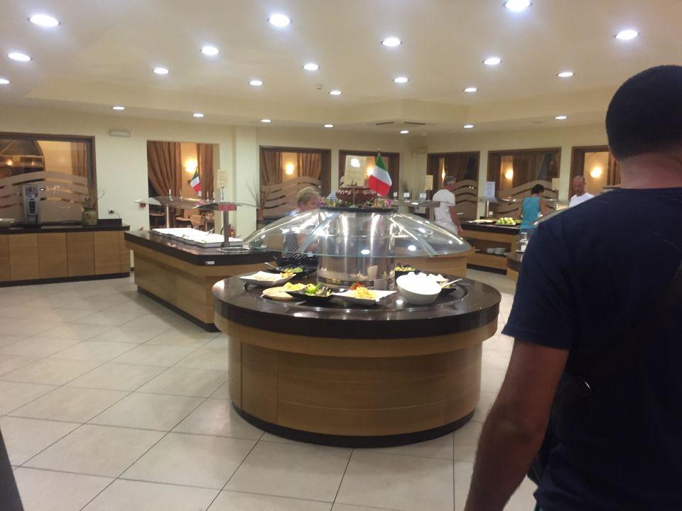 Essen Hotel Europa Beach Analipsi Holidaycheck Kreta