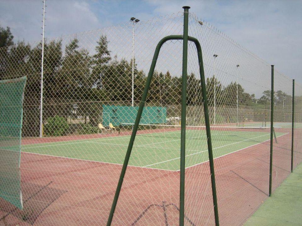 Tennisanlage Hotel Medina Belisaire & Thalasso