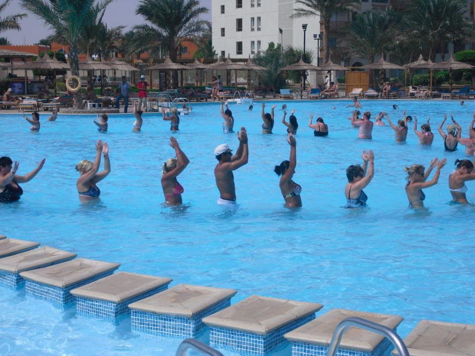 Wassergymnastik Dana Beach Resort