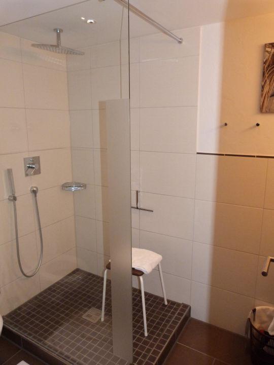 Steinrosle Badezimmer Landhaus Wild Komfortferienwohnungen