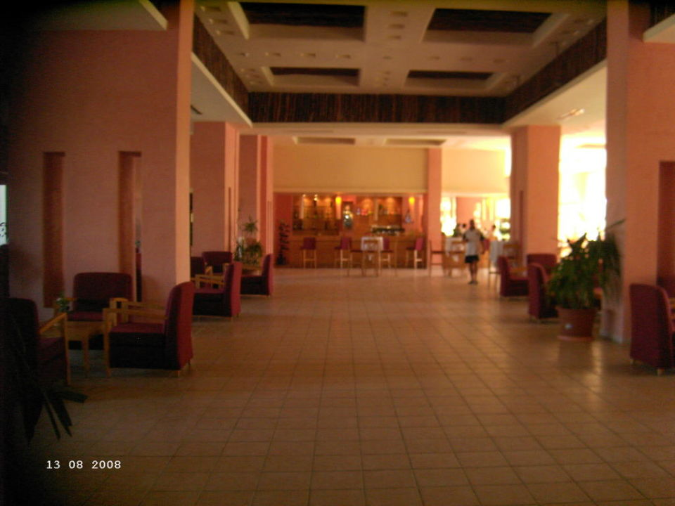 Lobby-Bar Aldiana Club Djerba Atlantide