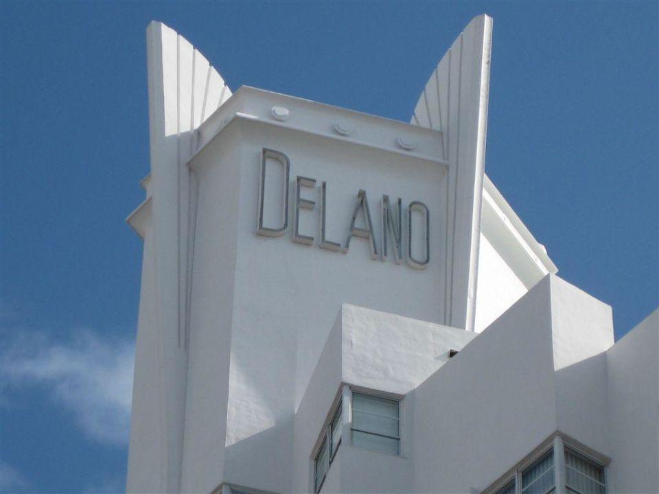 Delano Art Deco Hotel Delano