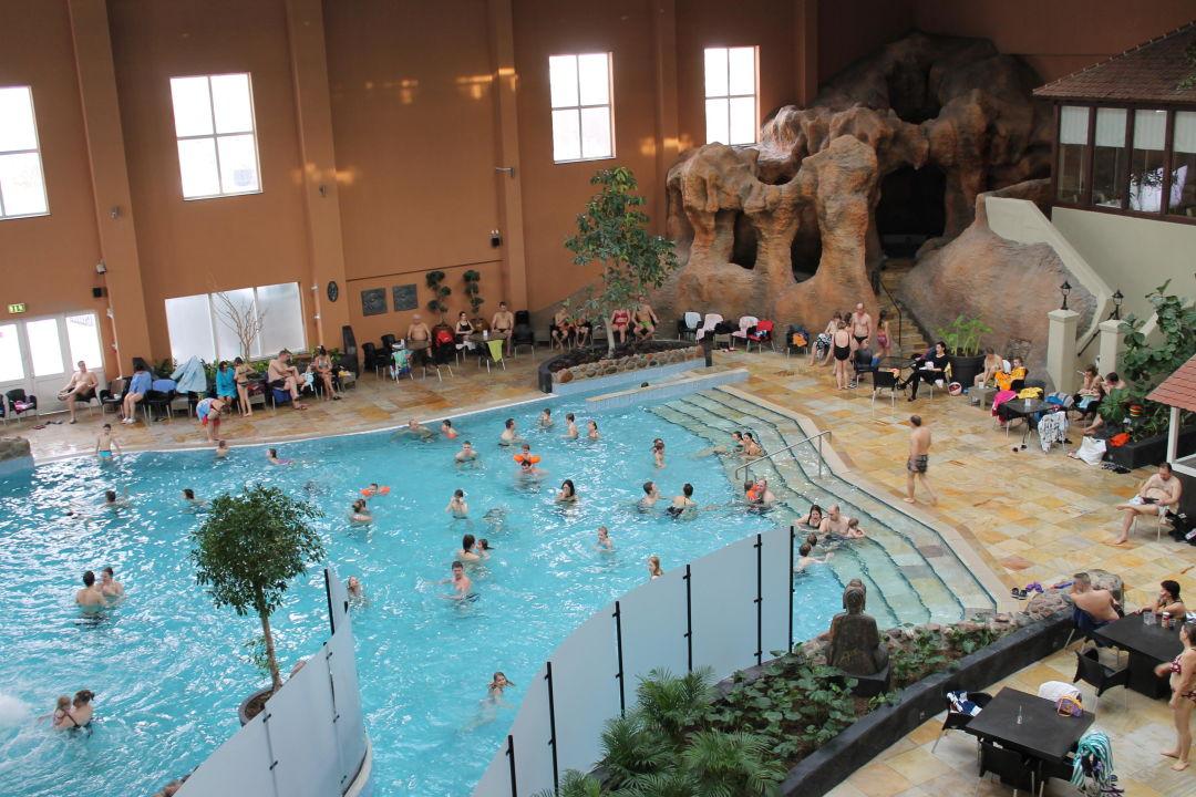 u0026quot;Das Schwimmbad u0026quot; Van der Valk Resort Linstow in Linstow  u2022 HolidayCheck   Mecklenburg Vorpommern