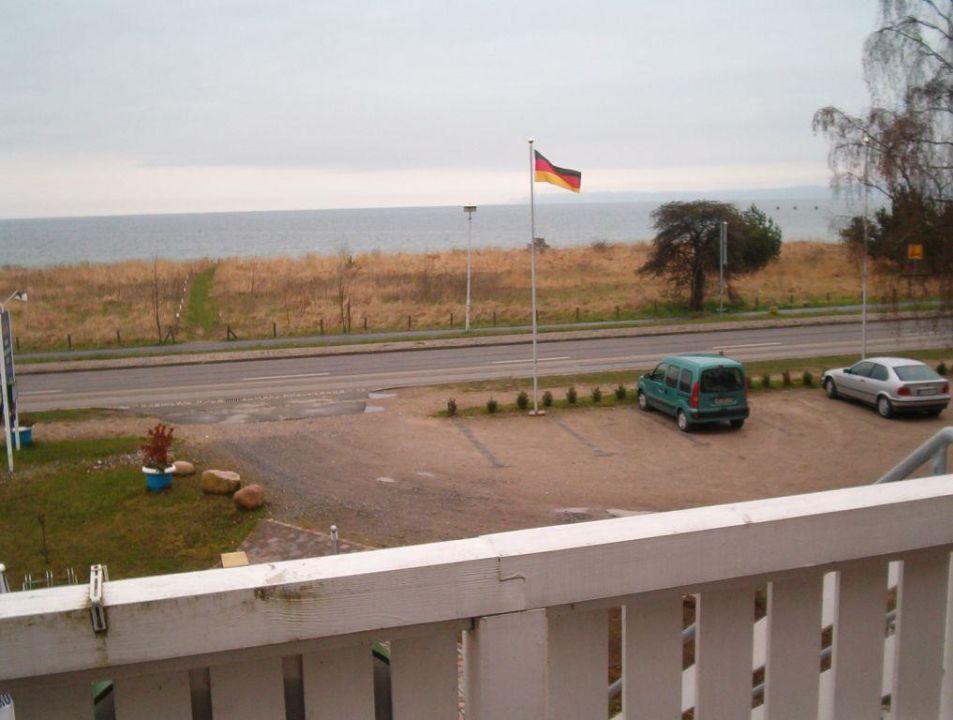 Schone Aussicht Richtung Ostsee Aparthotel Konigslinie Sassnitz
