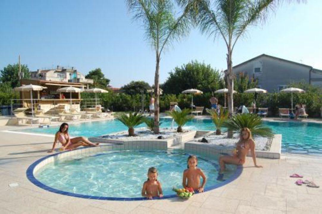 Piscina Piccola MagicoMar Hotel